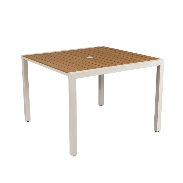 SQUARE DINING TABLE 42""