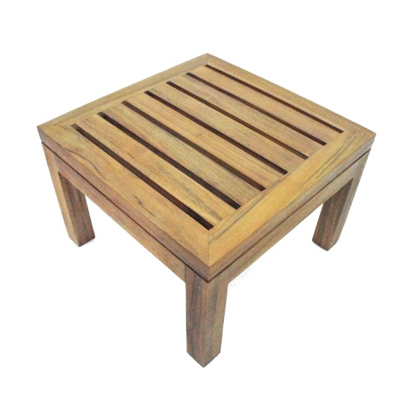 SQUARE SIDE TABLE SEATING AREA