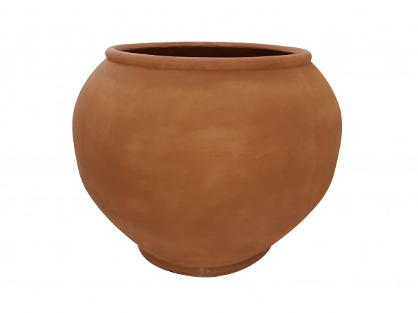 TERRACOTTA PLANTER LARGE AT SEATING