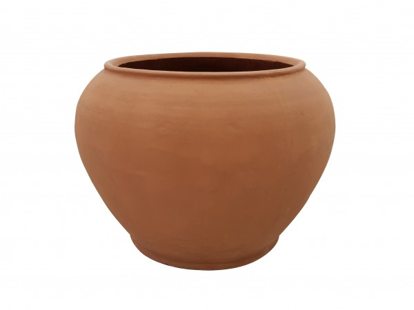 TERRACOTTA PLANTER MEDIUM AT SEATING