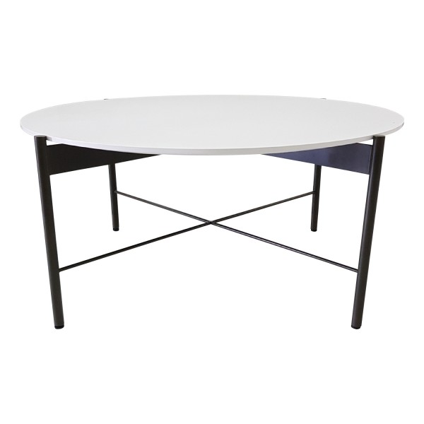 WHITE LOW TABLE