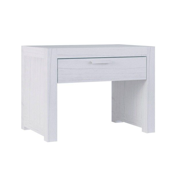 BEDSIDE TABLE 1 DRAWER WIDE
