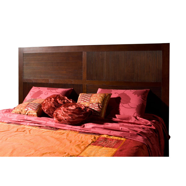 ZIGZAG WAVES HEADBOARD 180