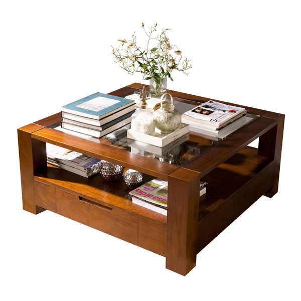 COFFEE TABLE 100 SQUARE