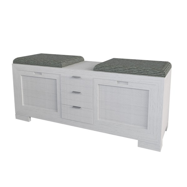 WAVES SHOES CABINET