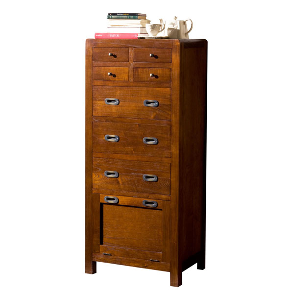LINGERIE CHEST WITH SHOES CABINET