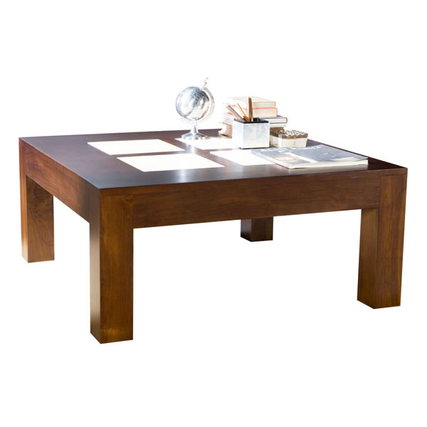 STONE COFFEE TABLE SQUARE 100
