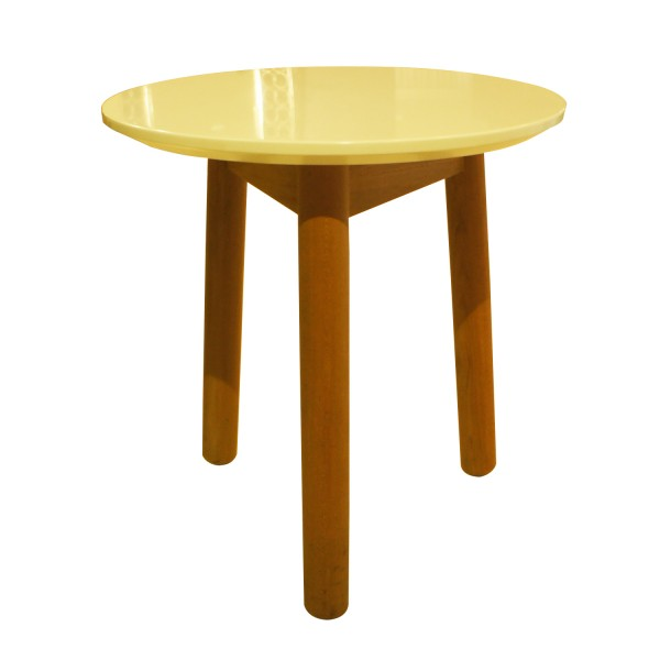 ROUND SIDE TABLE TOP KRION