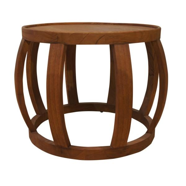 SIDE TABLE BARRIL WIDTH