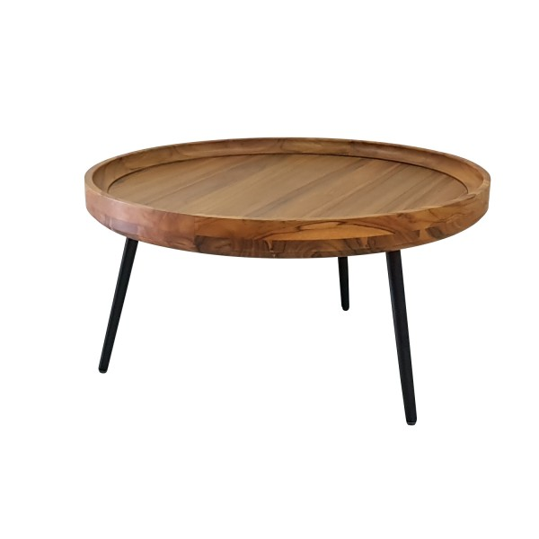 COFFEE TABLE BOWL NATURAL WIDE
