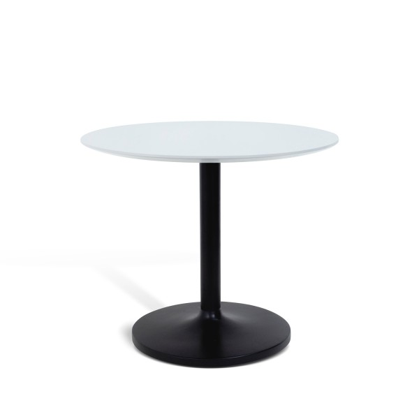 CURVED BASE ROUND DINING TABLE D92