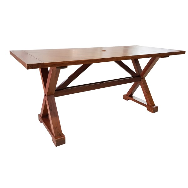 HIGH COMMUNAL DINING TABLE