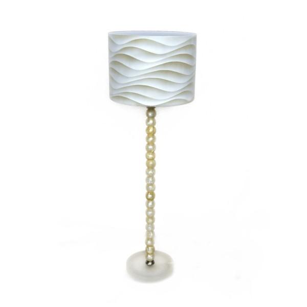 LAMP ALBA PERLAS RESINA