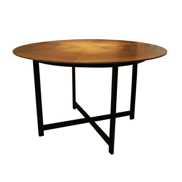 ROUND DINING TABLE HEXAGON E