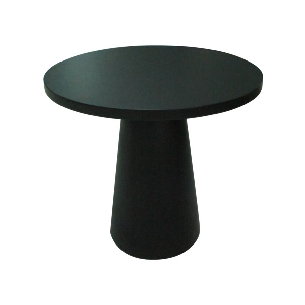 ROUND SIDE TABLE HIGH