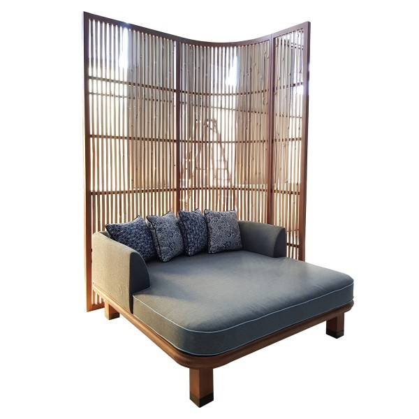 OUTDOOR DAYBED TYPE A