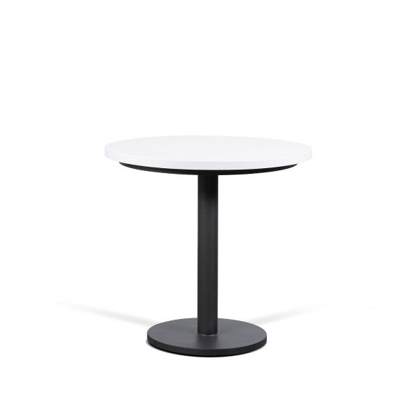 OUTDOOR ROUND DINING TABLE D76