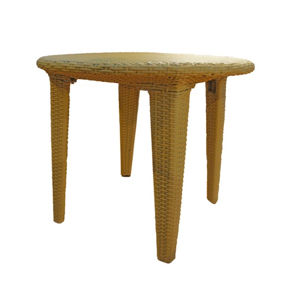OUTDOOR ROUND TABLE RONDA
