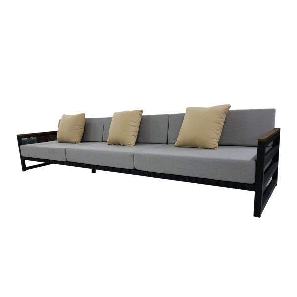 OUTDOOR SOFA 3 SEATER