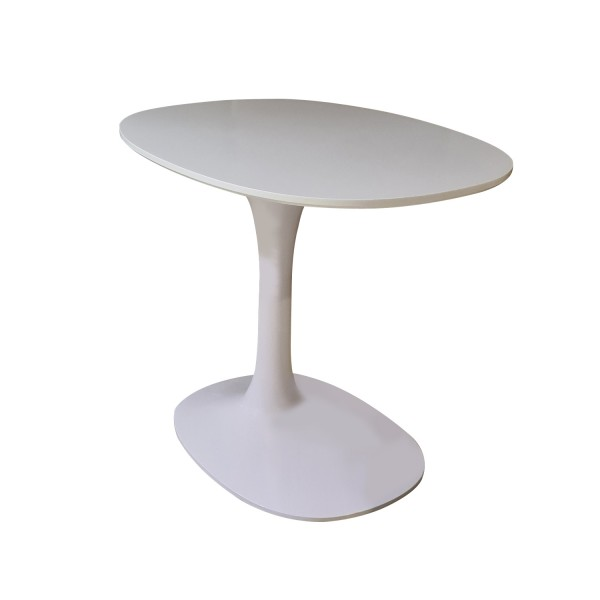 OVAL TABLE NICKEL