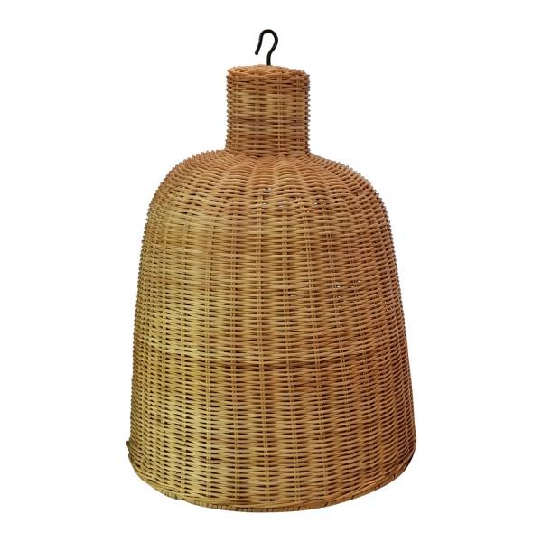 RATTAN LAMP A