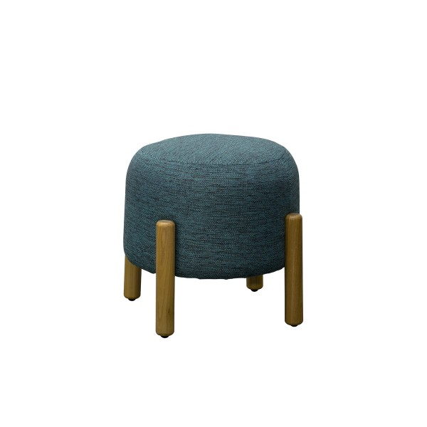 ROUNDED POUF A