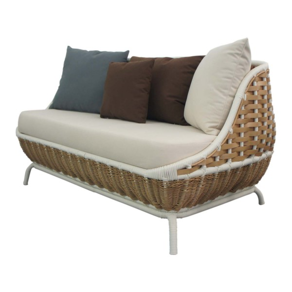 SOFA WOVEN 2 SEATERS