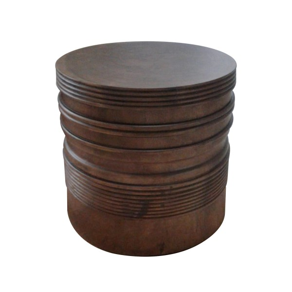 SIDE TABLE AT SOFA