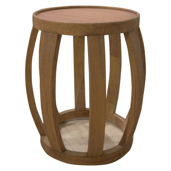 SIDE TABLE BARRIL