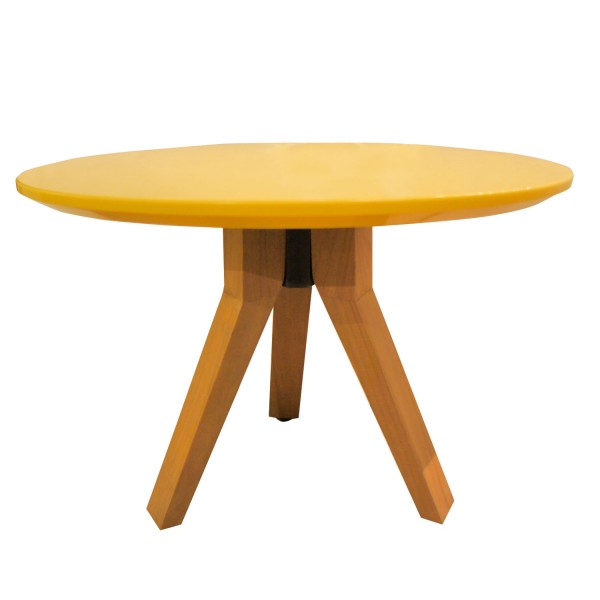 SIDE TABLE BELLVEI KRION