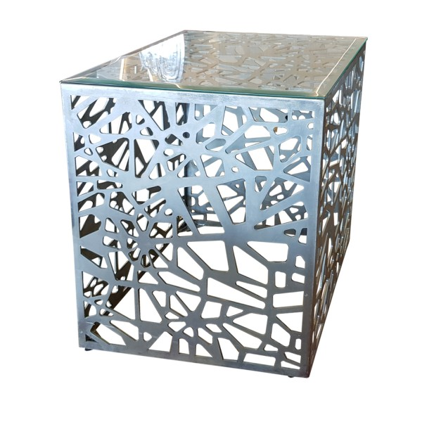 SIDE TABLE CAVITY CUBE