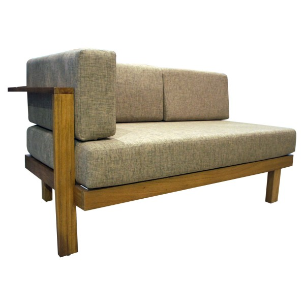SOFA GRENOBLE 2 SEATERS LEFT