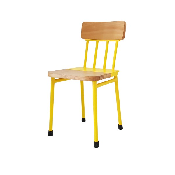 YELLOW KIDS CHAIR
